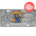 Car Accessories, License Plates: Kentucky Wildcats License Plate 3D