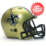 New Orleans Saints Riddell Revolution Pocket Pro