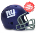 Helmets, Pocket Pro Helmets: New York Giants Riddell Revolution Pocket Pro