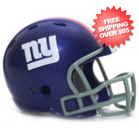 New York Giants Riddell Revolution Pocket Pro