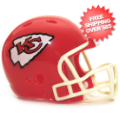 Helmets, Pocket Pro Helmets: Kansas City Chiefs Riddell Revolution Pocket Pro