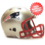 New England Patriots Riddell Revolution Pocket Pro
