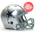 Helmets, Pocket Pro Helmets: Dallas Cowboys Riddell Revolution Pocket Pro