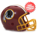 Helmets, Pocket Pro Helmets: Washington Redskins Riddell Revolution Pocket Pro