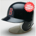 Helmets, Mini Helmets: Boston Red Sox MLB Mini Batters Helmet <B>Discontinued</B>