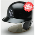 Helmets, Mini Helmets: Colorado Rockies MLB Mini Batters Helmet