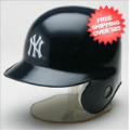 Helmets, Mini Helmets: New York Yankees MLB Mini Batters Helmet <B>Discontinued</B>