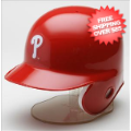 Helmets, Mini Helmets: Philadelphia Phillies MLB Mini Batters Helmet <B>Discontinued</B>