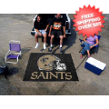Tailgating, Party: New Orleans Saints Tailgator Floor Mat
