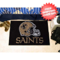 Home Accessories, Bed and Bath: New Orleans Saints Bedroom Floor Mat