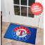 Texas Rangers Bedroom Floor Mat