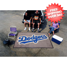 Los Angeles Dodgers Team Floor Mat