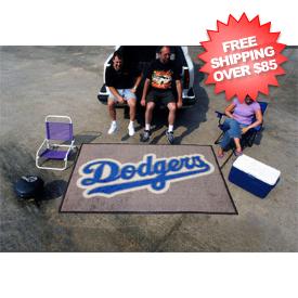 Los Angeles Dodgers Team Floor Mat
