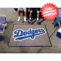 Tailgating, Party: Los Angeles Dodgers Tailgator Floor Mat