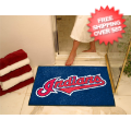 Home Accessories, Bed and Bath: Cleveland Indians Shower Rug