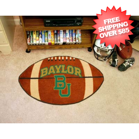 Baylor Bears Football Floor Mat