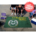 Tailgating, Party: Colorado State Rams Team Floor Mat