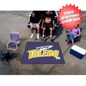 Toledo Rockets Tailgator Floor Mat