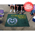 Tailgating, Party: Colorado State Rams Tailgator Floor Mat