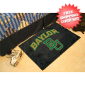 Home Accessories, Bed and Bath: Baylor Bears Bedroom Floor Mat