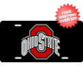 Car Accessories, License Plates: Ohio State Buckeyes License Plate Laser Cut