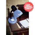 Office Accessories, Desk Items: North Carolina Tar Heels Dorm Lamp