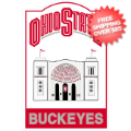 Home Accessories, Game Room: Ohio State Buckeyes NCAA Sign