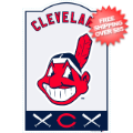 Home Accessories, Game Room: Cleveland Indians MLB Sign
