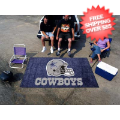 Tailgating, Party: Dallas Cowboys Team Floor Mat