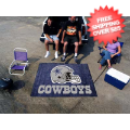 Tailgating, Party: Dallas Cowboys Tailgator Floor Mat
