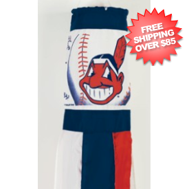 Cleveland Indians Windsock