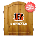 Home Accessories, Game Room: Cincinnati Bengals Dart Board Cabinet Set