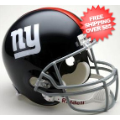 Helmets, Full Size Helmet: New York Giants 1961 to 1974 Full Size Replica Throwback Helmet