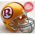 Helmets, Full Size Helmet: Washington Redskins 1970 to 1971 Full Size Replica Throwback Helmet