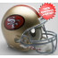 San Francisco 49ers 1964 to 1995 Football Helmet