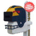 Home Accessories, Outdoor: Michigan Wolverines Helmet Mailbox