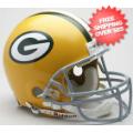 Helmets, Full Size Helmet: Green Bay Packers 1961 to 1979 Football Helmet