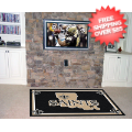Home Accessories, Den: New Orleans Saints 4x6 Floor Mat
