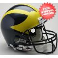 Helmets, Full Size Helmet: Michigan Wolverines Football Helmet