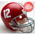 Helmets, Full Size Helmet: Alabama Crimson Tide Full Size Replica Football Helmet #12