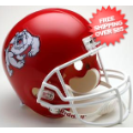 Helmets, Full Size Helmet: Fresno State Bulldogs Full Size Replica Football Helmet