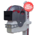 Home Accessories, Outdoor: Ohio State Buckeyes Helmet Mailbox