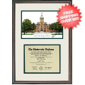 Home Accessories, Den: Ohio State Buckeyes Scholar Framed Lithograph