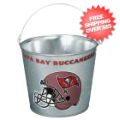 Tailgating, Party: Tampa Bay Buccaneers Metal Pail