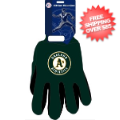 Apparel, Accessories: Oakland Athletics Gloves
