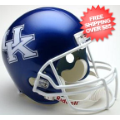 Helmets, Full Size Helmet: Kentucky Wildcats Full Size Replica Football Helmet