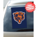 Car Accessories, Flags: Chicago Bears Car Window Flag