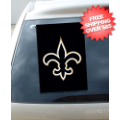 Car Accessories, Flags: New Orleans Saints Car Window Flag