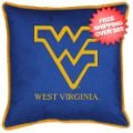 Home Accessories, Bed and Bath: West Virginia Mountaineers Toss Pillow Sideline