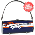 Apparel, Accessories: Denver Broncos NFL Shoulder Bag